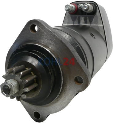 China DERTZ 0001417055 Vehicle Starter Motor / Super Silent Diesel Engine Starter Motor supplier