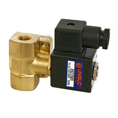 China Long Time Working Electric Solenoid Valve With Direct Acting Structure supplier