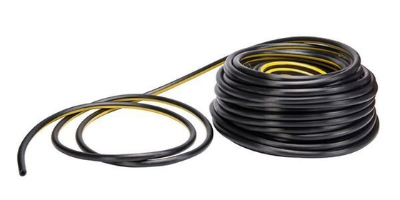 China ​ High Pressure Oil Resistant Rubber Hose With High Tensile Textile Braids supplier