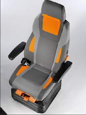 China Foldable Auto Shock Absorbing Car Seat With Adjust Up And Down Chairs supplier