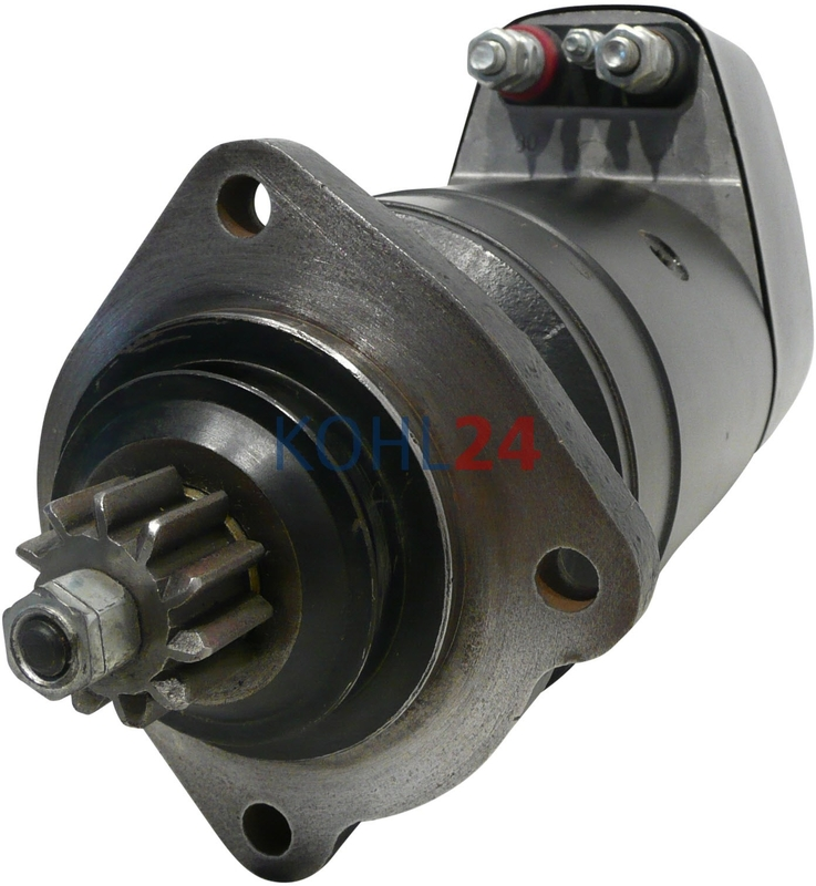 DERTZ 0001417055 Vehicle Starter Motor / Super Silent Diesel