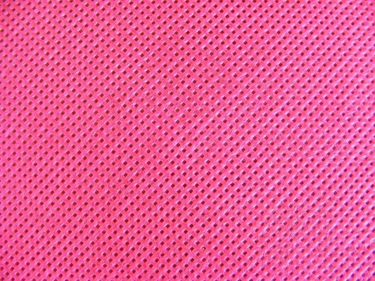 China Pink Nonwoven Filtration Forcarbon Filter / Needle Punch Non Woven Fabric Filter distributor