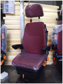 China Environmental Protection Softail Passenger Seat / Non - Slip Safest Car Seats distributor