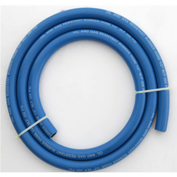 NBR 19mm Rubber Oil Resistant Hose for Fuel Tank